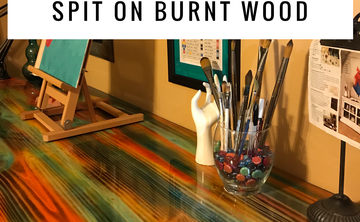 Spit on Burnt Wood -TWO spots left- Oct 7th 10am