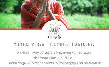 One Yoga 200 Hour Yoga Teacher Training - Yoga Alliance Certified