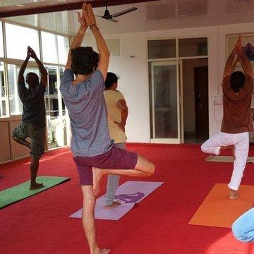 Yoga School in India - Guru Yog Peeth