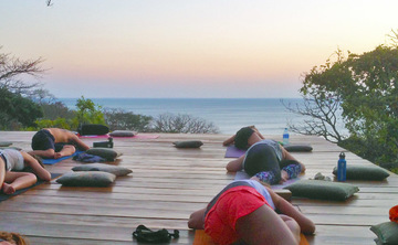 Back to Nature Yoga Retreat Nicaragua, April 2018