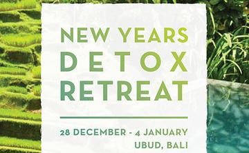 New Years Detox Retreat