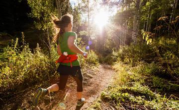 Hocking Hills May Running & Yoga Retreat
