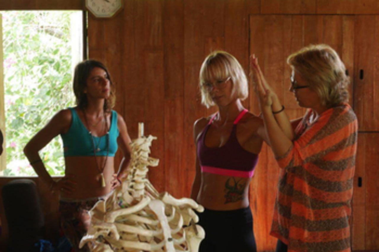 Functional Anatomy Of Movement 8 Day Yoga Anatomy Course Event