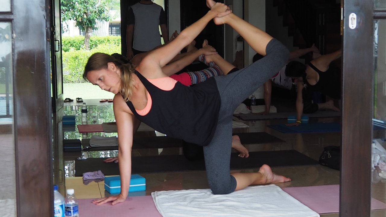Yoga Teacher Training Yoga Certification Classes In India