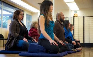 Choiceless Magic: A Winter City Meditation Retreat in Los Angeles