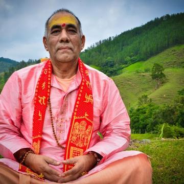 Swami Brahmavidyananda Saraswati
