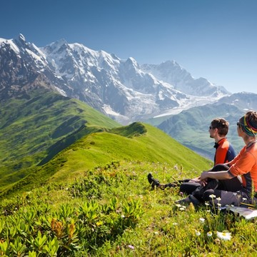 8 Day Breathing Happiness Yoga and Meditation Retreat in Svaneti, Georgia