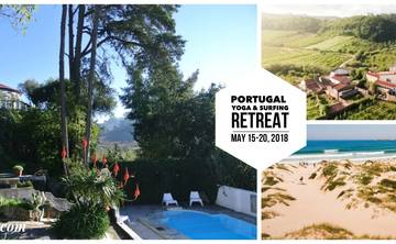 Portugal Yoga & Surfing Retreat