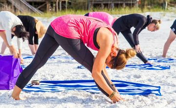 Ladies Yoga & Wine Beach Retreat