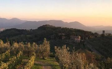 YOGA + CULTURAL EXPERIENCE IN TUSCANY WITH RIMA HINNAWI | JULY 28 – AUGUST 4, 2018