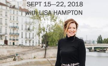MOMENTS IN TUSCANY: A YOGA + MINDFULNESS RETREAT WITH LISA HAMPTON | SEPT 15 – 22, 2018