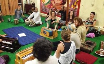 Nada Yoga (the sacred sound) Teacher Training in Rishikesh, India