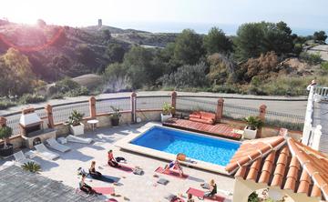 Yoga & Creativity Retreat, Andalucia