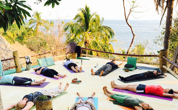7 day/ 6 nights Holistic Healing/Personal Transformation Retreat with Yoga/Mindfulness and optional Detox in Yelapa, Mexico – Flexible start dates
