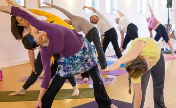 Yoga Retreat for Sign Language Interpreters