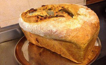 Bread Baking Weekend