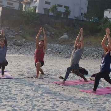 200 Hour Yoga Teacher Training in Rishikesh | Yoga Training in Rishikesh