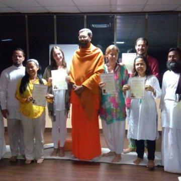 Residential Yoga and Meditation Retreat in Rishikesh - India