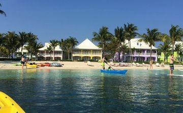 Breathe in the Bahamas