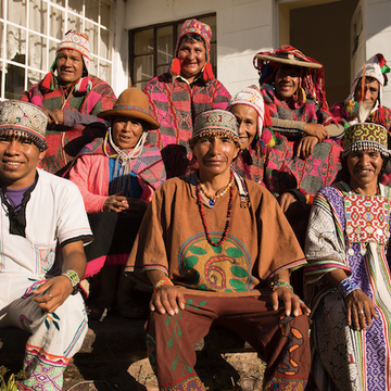 Integrating doctors & indiginous shaman from the Amazon and Andes of Peru