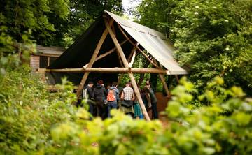 Woodland Retreat: Deepening connection with nature (mixed 5 nights)