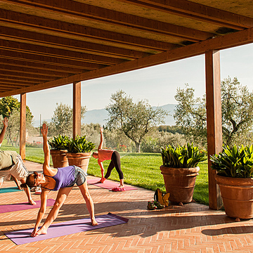 Yoga & Pamper – (4 Day/3 Night)