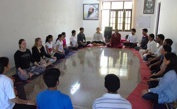 14 Days Life-Transforming Intensive Meditation Retreat in Rishikesh, India