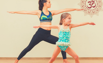 Yoga for the kids & family fun – Weekend Retreat