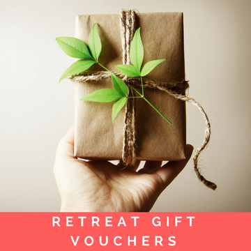 Retreat Gift Vouchers – A thoughtful gift