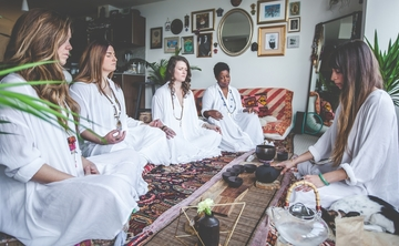 Heal Thyself | A Women Yoga Shamanic Gathering