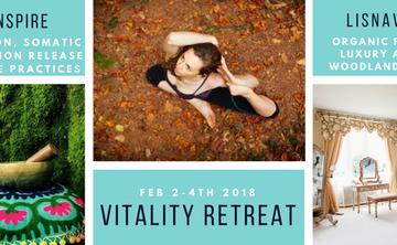 Vitality Retreat 2018