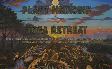 Plant Medicine Yoga Retreat