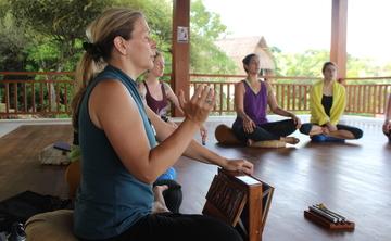 Pranayama and Sound Training