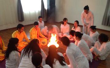 29 Days 200-Hour Ashtanga, Hatha, and Vinyasa Yoga Teacher Training in Rishikesh, India