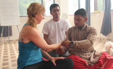 Vinyasa Yoga Teacher Training India