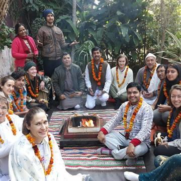 Pranayama Course & Classes in Rishikesh, India