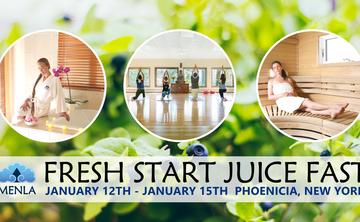 Fresh Start 2018 Juice Fast