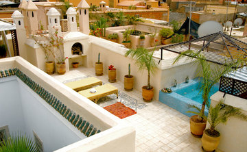 The Moroccan Soiree: A Yoga and Wellness Adventure