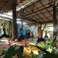 Blue Garden Yoga and Thai Massage Training Chiang Mai
