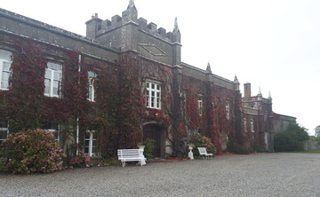 7 days and 6 nights in a Magnicifent Irish Castle