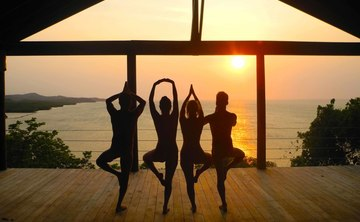 Sky-Clad Nudist Yoga & Dance Retreat