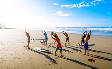 7 Day Surfs UP Yoga Retreat!!