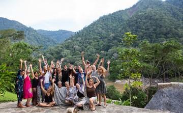 Lotus Vine Journeys 14-Day Buddhist, Yoga, Ayahuasca Retreat