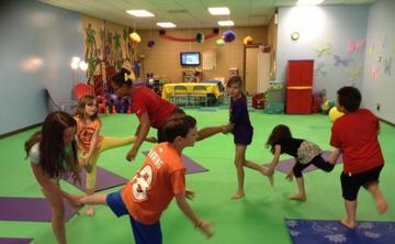 Karma Kids Yoga Training