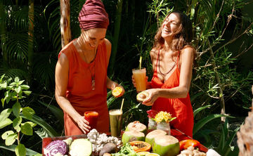 7 days/ 6 nights Holistic Healing/ Personal Transformation retreat with Yoga/Mindfulness, Optional Juice Detox