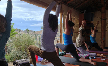 Baja 16 Day 200 hr Yoga Teacher Training-November