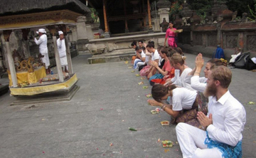"2018 ""Journey to Bali"" Yoga and meditation Retreat"