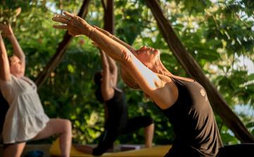 Costa Rican Nango Murray Yoga & Eco Retreat