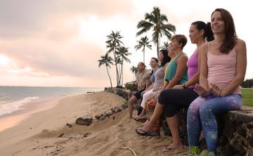 Hawaii Bodyworkers Retreat