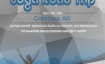 Yoga Road Trip - hosted by The Inner Roar Yoga and Wellness